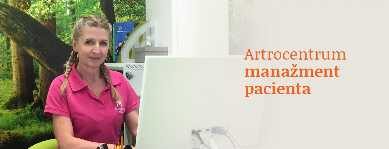 V našom artrocentre sa snažíme o nadpriemernú starostlivosť o našich klientov